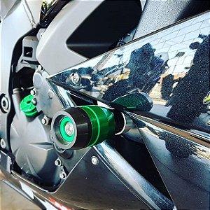 Slider Dianteiro Kawasaki ZX6R 2009>