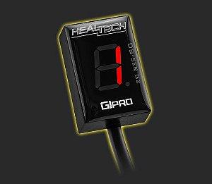 INDICADOR DE MARCHAS HEALTECH GiPRO-X SUZUKI GSF600/1200, GSX750F, GSX1300R, XF650