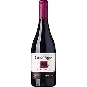 Vinho Tinto Chileno Gato Negro Pinot Noir 750ml