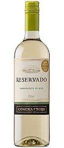 Vinho Chileno Reservado Concha Y Toro Sauvignon Blanc Branco 750ml