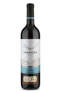 Vinho Argentino Trapiche Vineyads Malbec Tinto 750ml