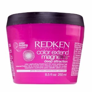 Redken Color Extend Magnetics Deep Attraction - Máscara de Tratamento 250ml
