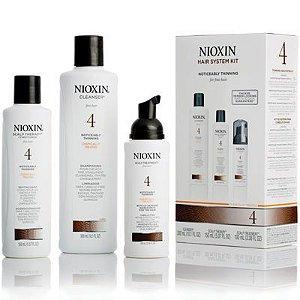 Nioxin Trial Kit System 4 (3 Produtos)