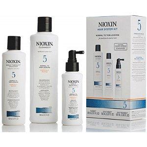 Nioxin Trial Kit System 5 (3 Produtos)