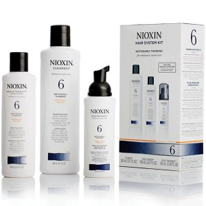 Nioxin Trial Kit System 6 (3 Produtos)