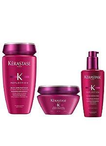 Kit Kérastase Réflection Chromatique Fluide (3 Produtos)
