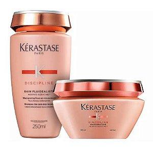 Kit Kérastase Discipline Deux (2 Produtos)