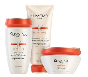 Kit Kérastase Nutritive Satin Magistral (3 produtos)