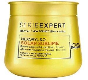 L'Oréal Professionnel Serie Expert Solar Sublime - Máscara Capilar 250ml