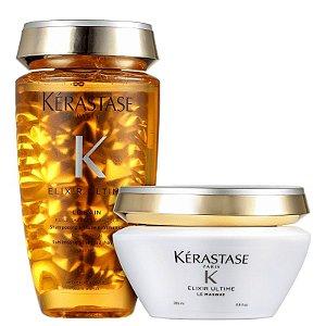 Kit Kérastase Elixir Ultime Masque (2 Produtos)