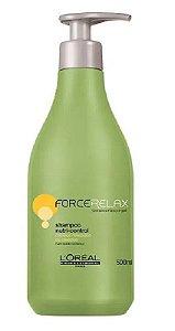 L'Oréal Pro Expert Force Relax- Shampoo 500ml
