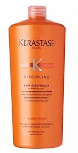 Kérastase Bain Discipline Oléo-Relax - Shampoo 1000ml
