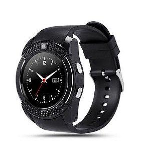 Relógio Smartwatch V8 Inteligente
