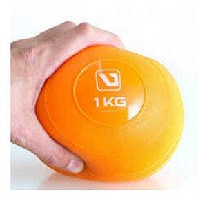 Bola Peso Musculação Yoga 1 Kg Live Up