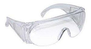 Oculos Protecao Seguranca Epi Supermedy