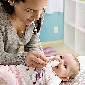 Aspirador Nasal C/ Sucção Infantil Bebe Multikids