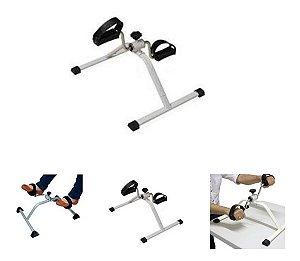 Mini Bike Bicicleta Exercitador Fisioterapia Supermedy