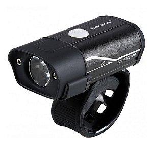 Farol Bike Led L2  Recarregável Usb Bateria Interna