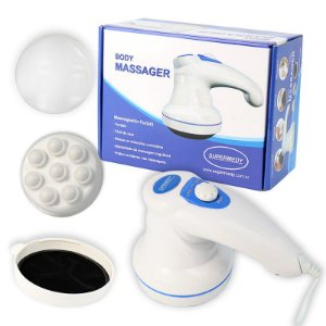 MASSAGEADOR ORBITAL BODY MASS SUPERMEDY