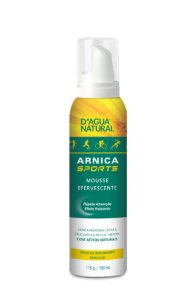 ARNICA SPORTS MOUSSE EFERVESCENTE