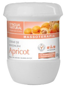 CREME DE MASSAGEM APRICOT 650G D AGUA NATURAL