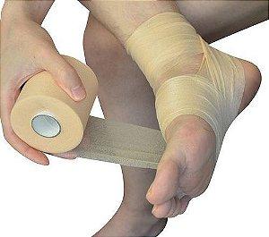 Bandagem Atadura Elástica Em Espuma Underwrap 6x27cm Endurance