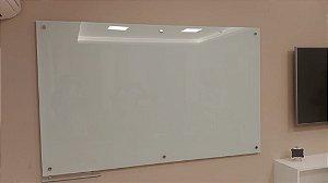 Quadro Branco de Vidro Temperado 8mm