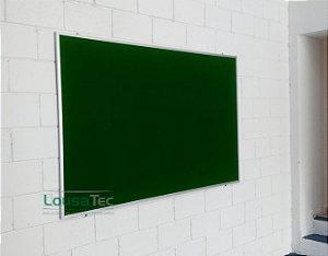 Quadro Edital de Aviso Simples - Feltro Verde