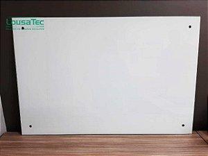 Quadro Branco Quadriculado de Vidro Temperado 8mm
