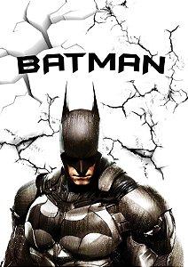 Quadro Decorativo Batman Cavaleiro - DC0003