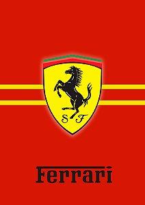 Quadro Decorativo Scuderia Ferrari - VC0002