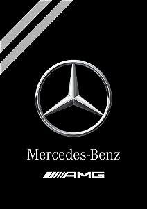 Quadro Decorativo Mercedes Benz - VC0003