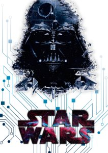 Quadro Decorativo Star Wars - FS0004