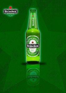Quadro Decorativo Heineken Beer - GM0002
