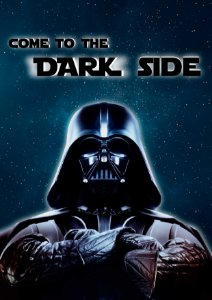 Quadro Decorativo Dark Side - FS0010