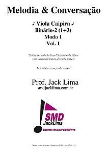 Melodia & Conversação | Viola Caipira vol. 1