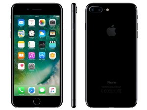 "Apple iPhone 7 Plus A1784 Tela Retina HD 5.5""  IOS 11 Touch Câmera Dupla de 12MP"