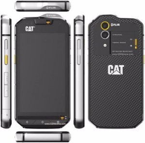 Smartphone Caterpillar Cat S60 32gb Tela 4.7 Câmera 13Mp Wi-fi 3G
