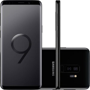 Smartphone Samsung Galaxy S9 Plus Dual Sim Android Wi-fi Tela 6.2