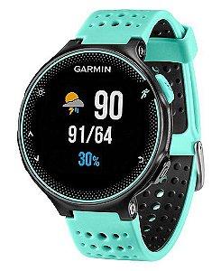Relógio Garmin Forerunner 235 Medidor Cardíaco No Pulso Bluetooth e GPS