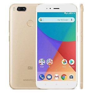 Smartphone Xiaomi Mi A1 DualSim Camera Dupla 12mp Android Wi-Fi Tela 5.5