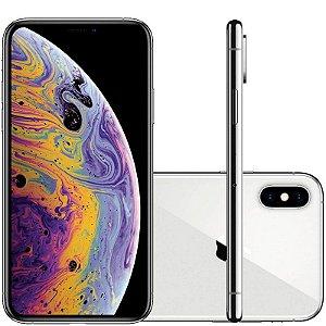 "Apple Iphone XS Max Tela 6.5"" iOS 12 Wi-Fi 4G Câmera 12MP"