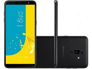 Smartphone Samsung Galaxy J8 64GB Dual Chip Android 8.0  Câmera 16MP F1.7 + 5MP F1.9 (Dual Cam)