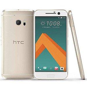 "Smartphone HTC 10 SingleSim 32gb Android Wi-Fi LTE Tela 5.2"""