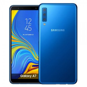 Smartphone Samsung Galaxy A7 128GB Câmera Triple