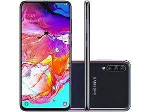 Smartphone Samsung Galaxy A70 128GB A705 Tripla Câmera