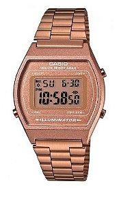 f560fdd8b52 Relógio Casio Vintage Rosê Inspired B640WC