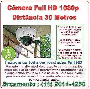 Câmera Intelbras Vhd 3230 D Vf G4 Full Hd