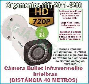 Câmera de Segurança Intelbras Multi-HD 40 metros