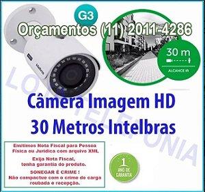 Câmera de Segurança Intelbras Multi-hd 30 metros